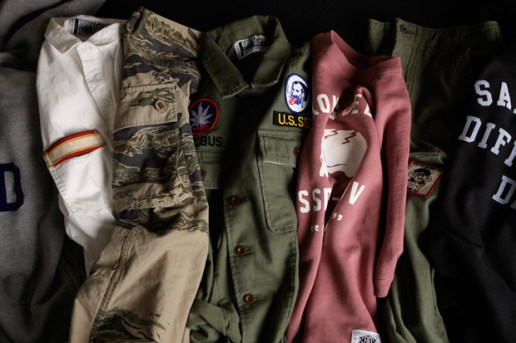 FUCT SSDD 2010 Spring/Summer Collection Preview