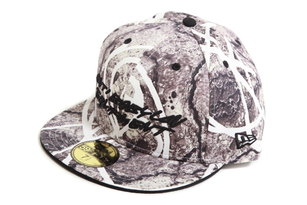 Futura x Nitraid New Era Fitted Cap