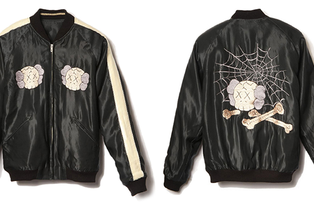 Gallery 1950 x OriginalFake Souvenir Jacket