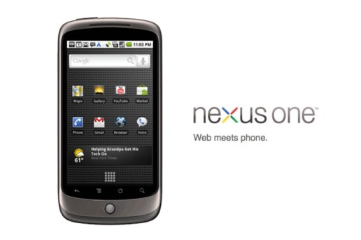 Google Nexus One Smartphone Preview