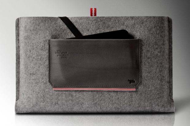 Hard Graft Wool U Kindle Case