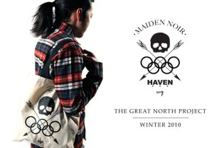 "HAVEN x Maiden Noir 2010 Winter ""The Great North"" Collection"