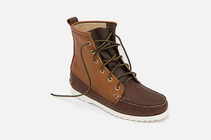Heritage Research x Quoddy Grizzly Boot