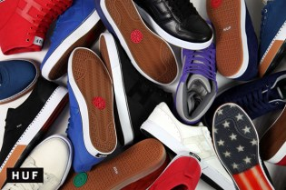 HUF 2010 Footwear Preview