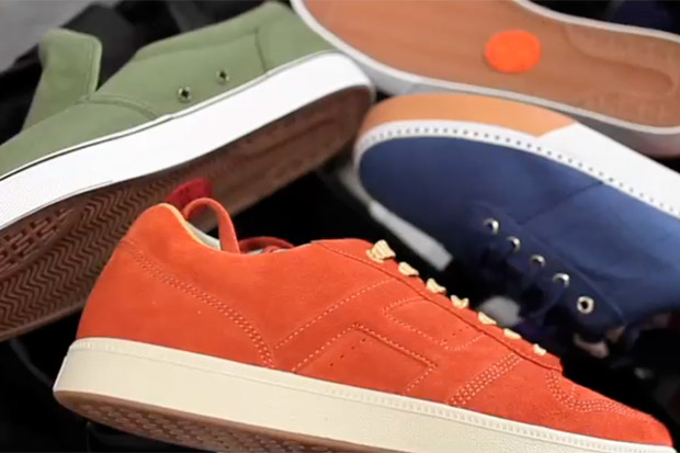 Keith Hufnagel on HUF Footwear