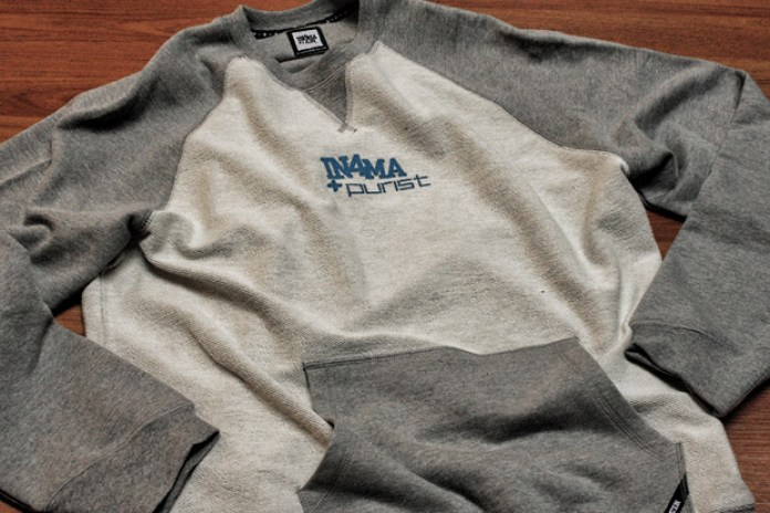 "In4mation x Purist ""Special Forces"" Crewneck Sweater"