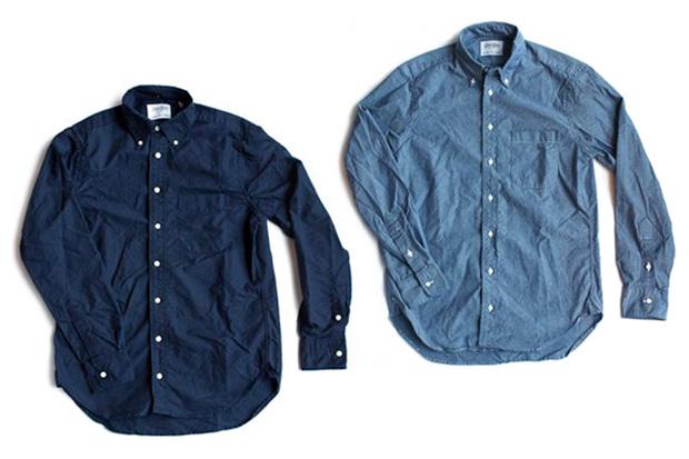 Inventory x Gitman Bros. BD Shirt