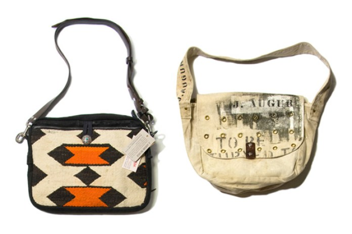 J.Augur Design 2010 Spring Patchwork Bag Collection