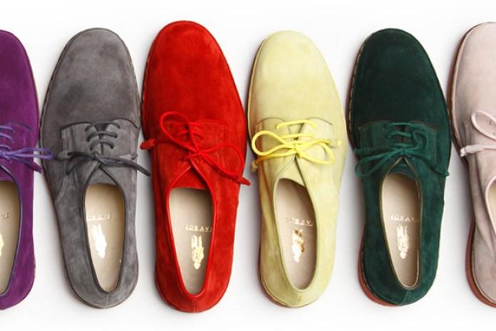 Jay Kos 2010 Spring Footwear Collection