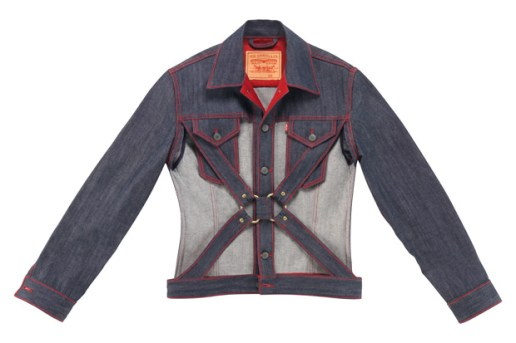 Jean-Paul Gaultier x Levi's 2010 Spring/Summer Collection