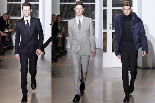 Jil Sander Men's 2010 Fall/Winter Collection