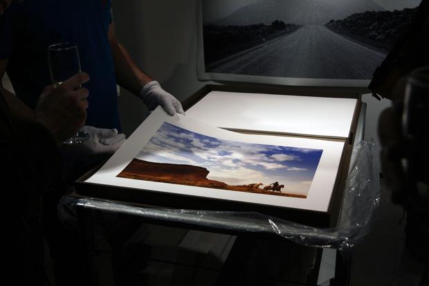 Jim Krantz Exhibition at colette
