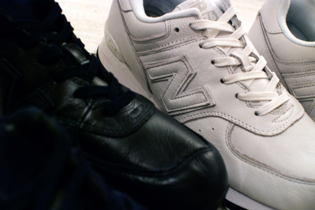 COMME des GARCONS eYe JUNYA WATANABE x New Balance 576 2010 Spring/Summer Collection