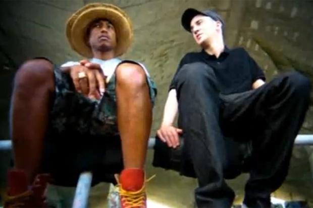 MTV Talk@Playground: KAWS & Pharrell