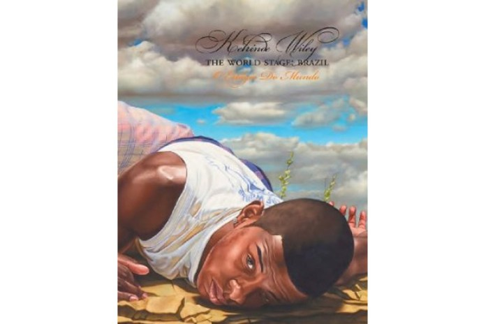 "Kehinde Wiley ""The World Stage"" Brazil Book"