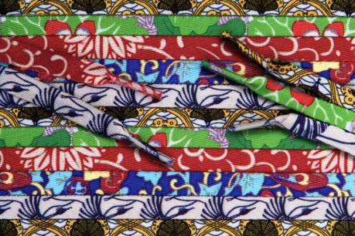 "Kehinde Wiley x UNEP x PUMA ""Play For Life"" Lacelets"