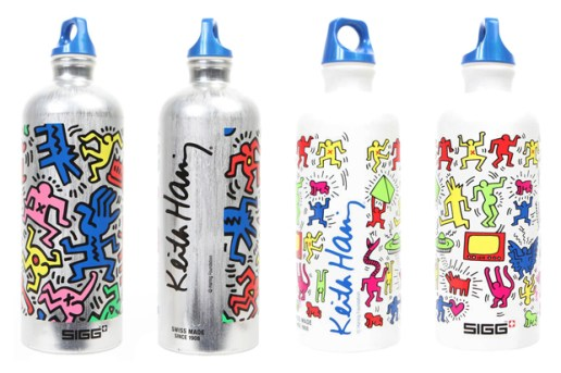 "Keith Haring x SIGG ""Rave"" Water Bottle"