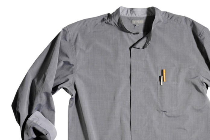 Kenneth Grange x Margaret Howell Plus 2010 Shirt