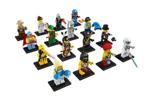 LEGO Collectable Mini-Figs Series 1