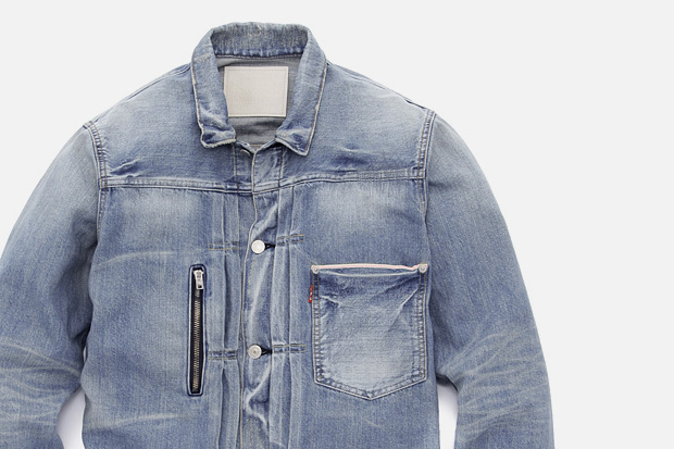 Levi's Fenom 1st Denim Trucker Jacket