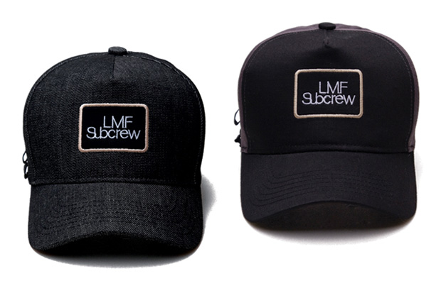 "LMF x Subcrew ""The Wild Lazy Tour"" Cap"