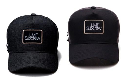 "LMF x Subcrew ""The Wild Lazy Tour"" Cap"
