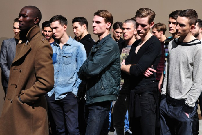 Louis Vuitton Men's 2010 Fall/Winter Collection Rehearsal