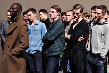 Louis Vuitton Men's 2010 Fall/Winter Collection Rehearsal