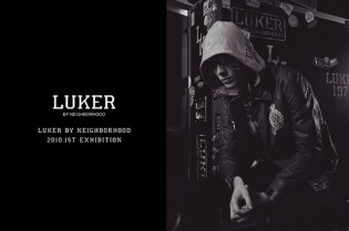 LUKER BY NEIGHBORHOOD 2010 Spring Collection