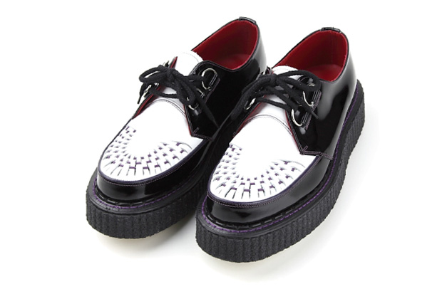 "MACKDADDY x George Cox ""TYPE VIB 3588"" Creepers"