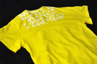 Maison Martin Margiela 'T-Shirt Sida' 2010 Spring/Summer