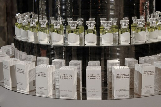 Maison Martin Margiela (untitled) Perfume Launch Recap