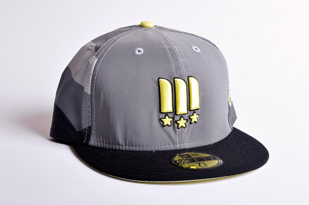MAJOR AM95 New Era Fitted Cap