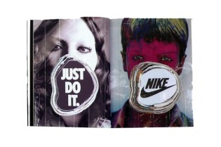 Marc Turlan & Nike x A BLOG CURATED BY Riccardo Tisci Editorial