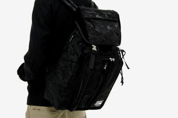 master-piece INDY CAMOUFLAGE Backpack