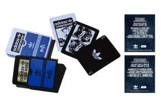 Milk Magazine x adidas Originals Star Wars Playing Cards