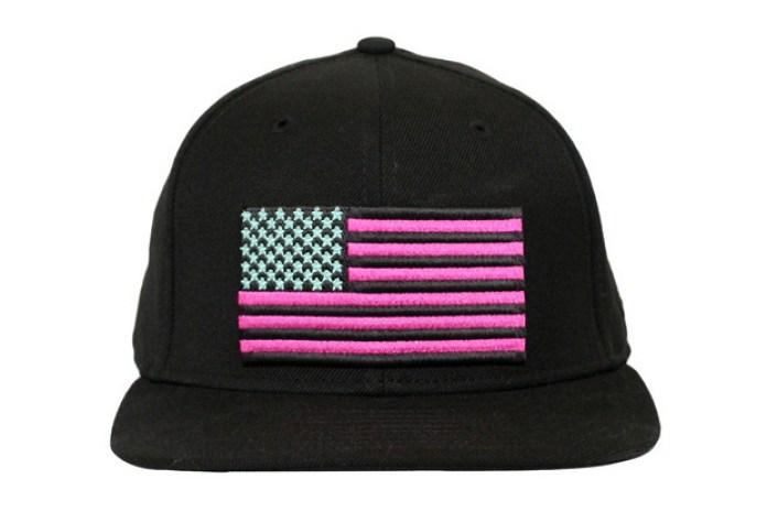 Mishka Amerikana New Era Fitted Caps
