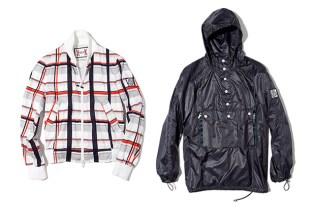 Moncler Gamme Bleu 2010 Spring/Summer Jackets