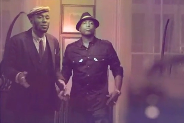 Mos Def & Talib Kweli - History (Creative Control Color Video)