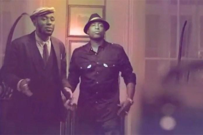 Mos Def & Talib Kweli - History (Creative Control Color Video)