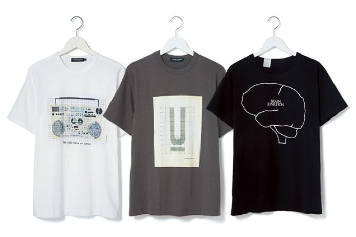 N.Hoolywood x Undercoverism T-Shirts
