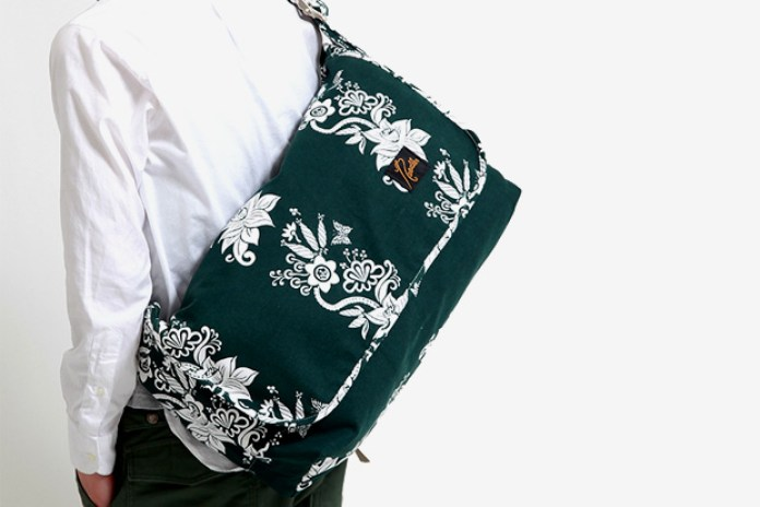 NEEDLES 2010 Spring/Summer Collection Messenger Bag