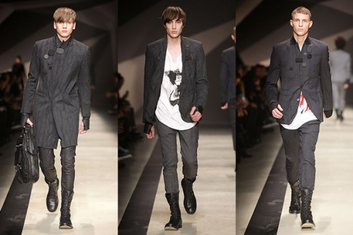 Neil Barrett Men's 2010 Fall/Winter Collection