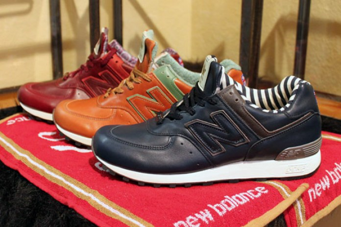 """New Balance 576 """"Pub Pack"""" Preview"""