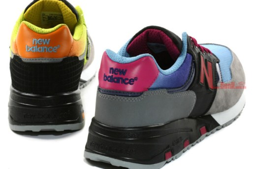 "New Balance 2010 Spring Collection CM1001 ""Tropical Cocktail"""