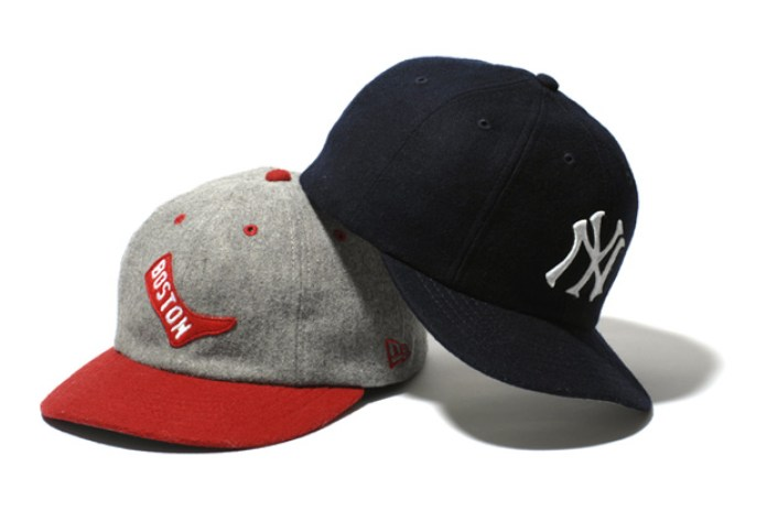 New Era 8 Panel BB Cap