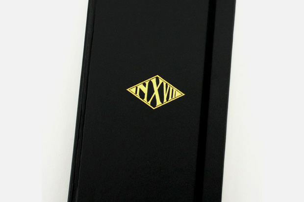 NEXUSVII Hard Cover Pocket Notebook