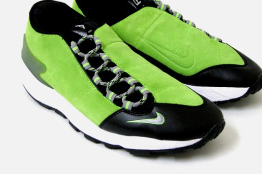 Nike Air Footscape Lime Green/Black
