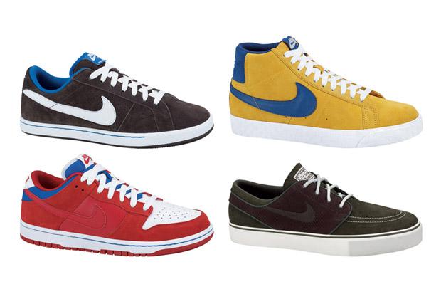 Nike SB 2010 February Releases