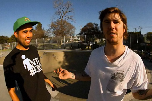 """Nike SB """"Don't Fear The Sweeper"""" Tour Video Part 2"""